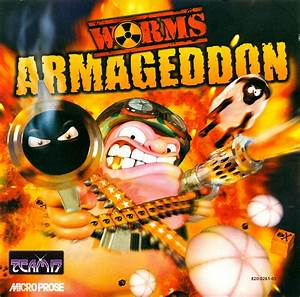 Worms Armageddon (PAL) ISO