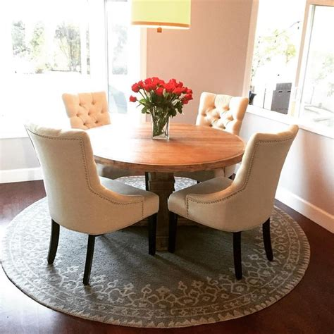 25 best ideas about round dining tables on pinterest