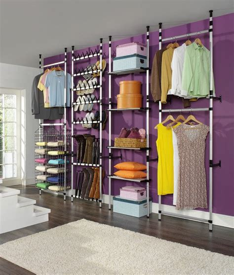20 clever ideas to expand organize your closet space