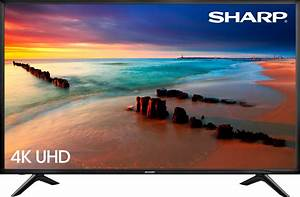 Best Buy  Sharp 60 U0026quot  Class Led 2160p Smart 4k Uhd Tv With