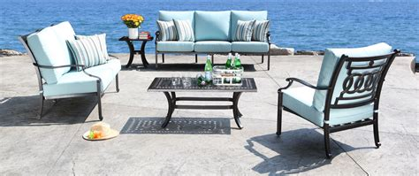 top 7 reasons to choose cast aluminum patio furniture