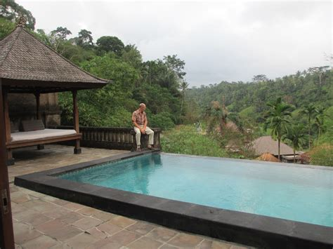 Our Private Infinity Pool Villa At The Payogan Villa