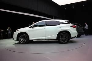Auto 16 : 2016 lexus rx at new york international auto show 16 clublexus ~ Gottalentnigeria.com Avis de Voitures
