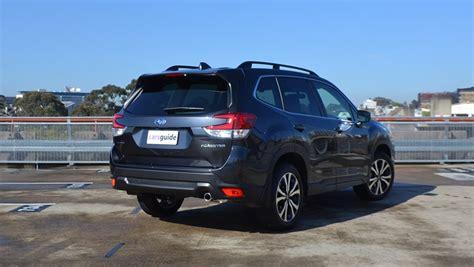 subaru forester  premium  review carsguide