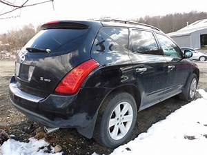2006 Nissan Murano S 161015    East Coast Auto Salvage