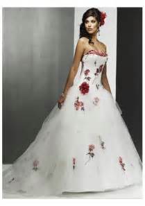 rote brautkleider colorful wedding dresses 2 my wedding
