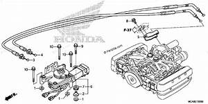 Honda Motorcycle 2013 Oem Parts Diagram For Reverse Shift