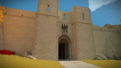 witness solving  castle mazes    vg