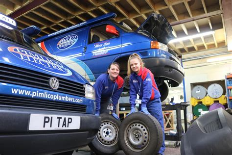 Pleased To Welcome Tayler Phelps, Apprentice Mechanic To