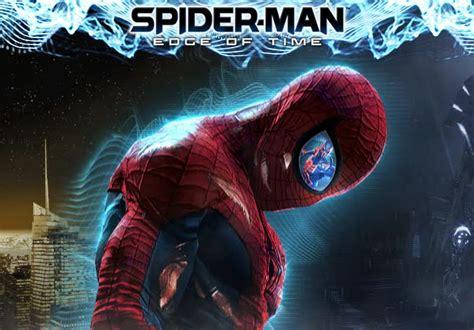 spider man edge  time