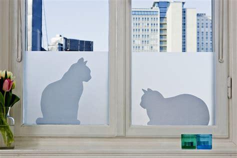Fenster Sichtschutz Katze by Architektur Fensterfolien Sichtschutz Blickdichte