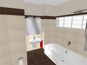 Badgestaltung Ohne Fliesen : badgestaltung beispiele ~ Michelbontemps.com Haus und Dekorationen