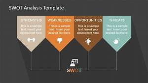 Strengths And Opportunities Examples Linear Layout Swot Analysis Slide Description Slidemodel