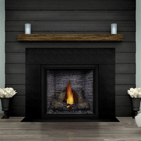 Fireplace Natural Gas by Napoleon Hdx52 Starfire Top Vent Zero Clearance Gas