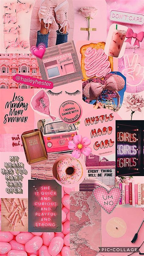 girly wallpaper iphone vintage pink aesthetic