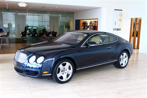 2005 Bentley Continental Gt Stock # P026099 For Sale Near