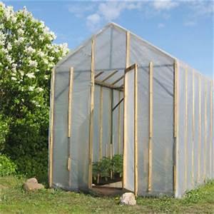 Faire Sa Serre En Polycarbonate : comment fabriquer une serre de jardin ~ Premium-room.com Idées de Décoration
