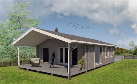 Moduļu māja - Baldone - Koka Moduļu Mājas - karkasa mājas