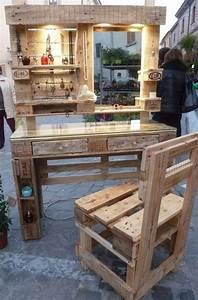 Best 25+ Wooden pallet furniture ideas on Pinterest