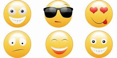 Smiley Faces Cartoon Funny Vector Desktop Background