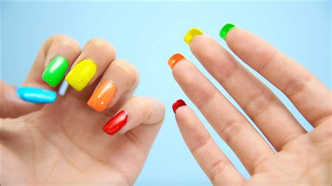 Diy Double Sided Nails!