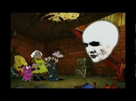 Top 10 Most Disturbing (Scariest) Courage The Cowardly Dog