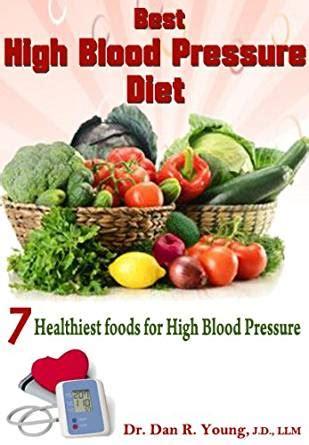 Best High Blood Pressure Diet-7 Healthiest Foods for High