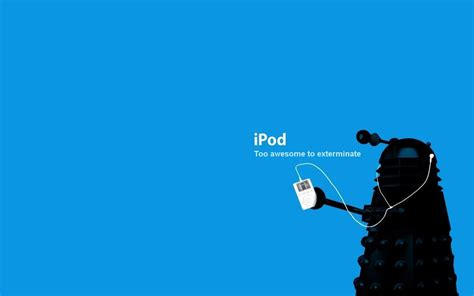 Ipod Backgrounds The Daleks Images Dalek Ipod Wallpaper Hd Wallpaper And