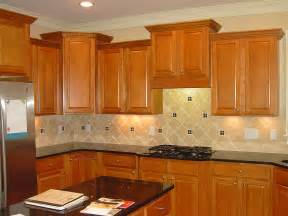 backsplash ideas for kitchens kitchen kitchen backsplash ideas with maple cabinets banquette basement eclectic medium