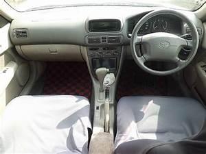 1999/2 Toyota Corolla AE110 SE saloon for sale, Japanese