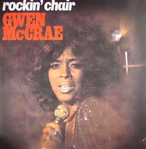 Gwen Mccrae Rockin Chair Album by Gwen Mccrae Rockin Chair Vinyl At Juno Records