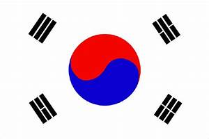 Korea Flag HD Images