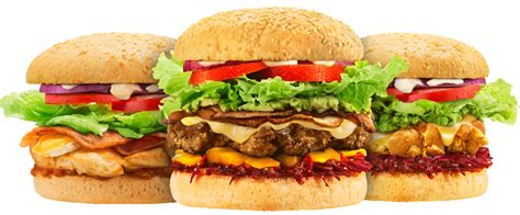 Burgers, Fries & Nutrition