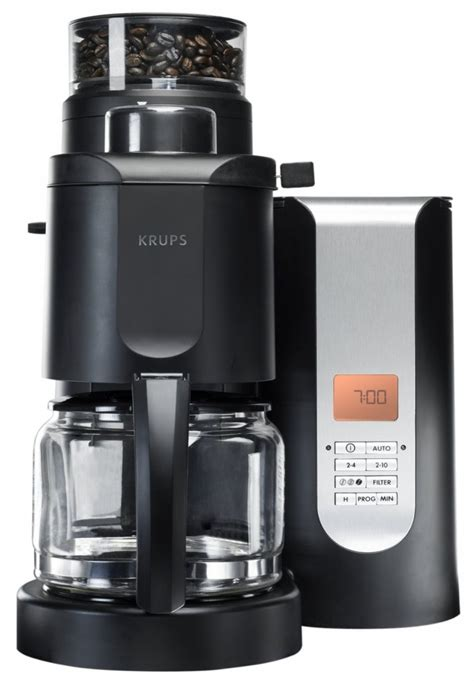 Top Rated Coffee Makers with Built In Conical Burr Grinders   Super Espresso.com