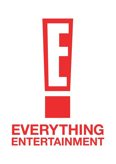entertainment television logo eps