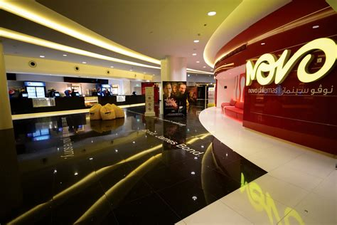 Movies And Show Timings Of Novo Cinemas In Abu Dhabi Mall