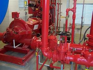 Industrial Fire Sprinkler Projects