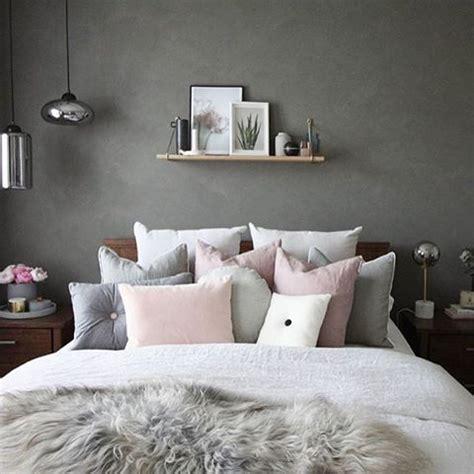 love  beautiful grey  pink bedroom image atdecoride decorations home bedroom bedroom room decor