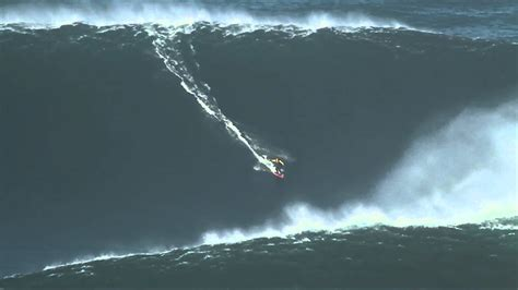 Biggest Wave Ever Surfed Full Video Clip Youtube