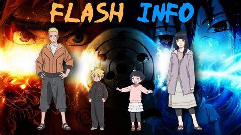 Naruto Shippuden The Last Movie Flash Info 1 Youtube