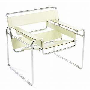Wassily Kandinsky Chair : wassily stuhl leder von knoll connox ~ Markanthonyermac.com Haus und Dekorationen