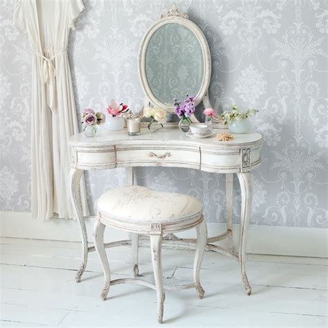 shabby chic delphine shabby chic dressing table bedroom company