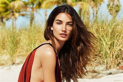 Lily Aldridge Wallpapers Pictures Images