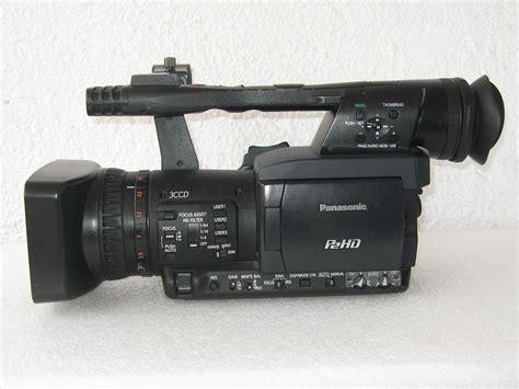 p2 panasonic panasonic ag hpx171e p2 hd camcorder id 199871