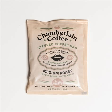 This one's for the early risers. Chamberlain Coffee | Fresh Roasted Coffee Bags