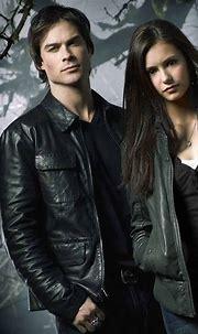 Vampire Diaries Damon Salvatore Leather Jacket by Ian ...
