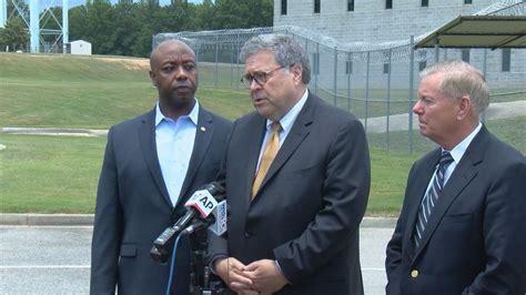 attorney general  senators  federal correctional