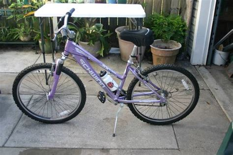schwinn womens sx bicycle purple
