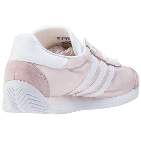 light pink adidas sneakers adidas country og w womens trainers in light pink