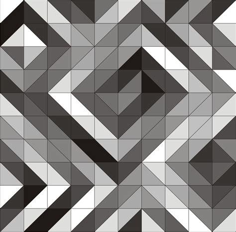 wallpaper garis hitam putih